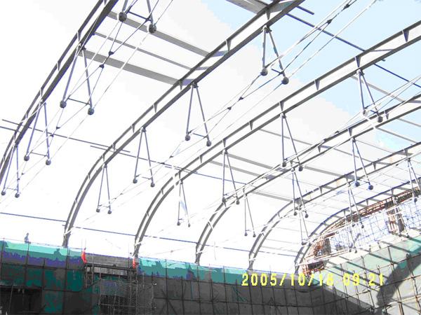 国家体育场钢结构节点系列实验研究报告-主桁架空间双弦杆kk型节点