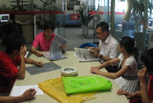 """土木与建筑工程学院""""大学生赴江西南昌就业市场需求"""""""